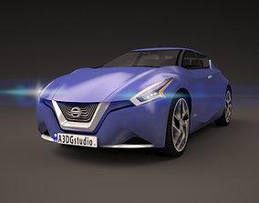 3D model Nissan Friend-ME 2013