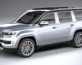 Jeep Grand Wagoneer 2022 3D model