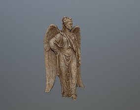 3D asset greek statue