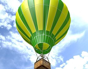 3D Balloon Air hot