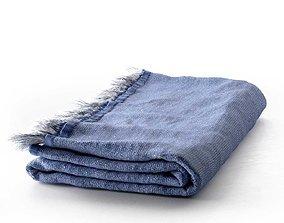 Towel Set 03 3D model