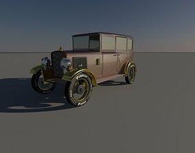 3D model Classic Car 1928