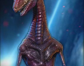 Dinolien 3D model