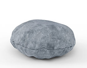 3D model Round Bean Bag