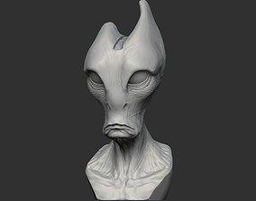 Mordin Solus from Mass effect 3D print model 3d