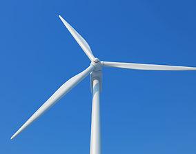 3D Wind Turbine Generator