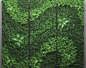 3D model Vertical gardening picture