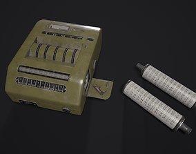 Transvertex 3D model