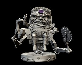 3D printable model ironman MODOK