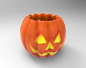 pumpkin Pumpkin Candy Holder 3D print model
