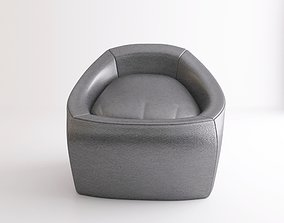 3D Bean bag armchair