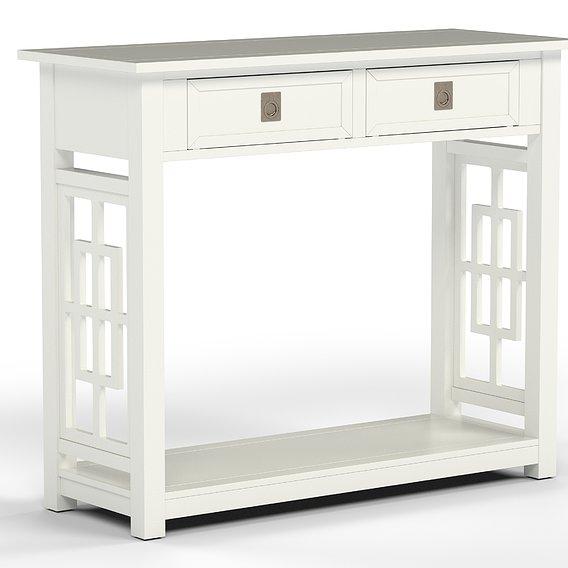Photorealistic modern table