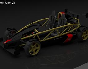 Ariel Atom V8 3D