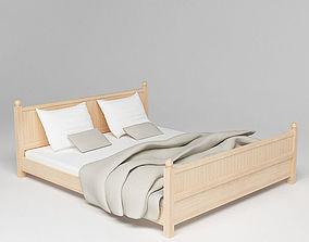 3D model Bed 09
