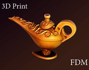 Gin lamp 3D print model