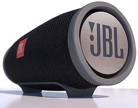 JBL Xtreme Blutooth Speaker 3D model