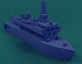 3D printable model NAsH Oswaldo Cruz