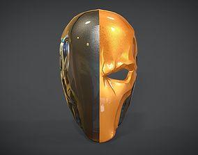 3D model Mask Deathstroke