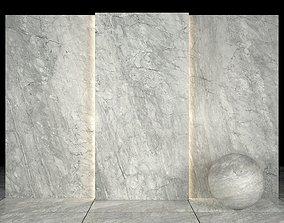 3D asset Ash alps marble