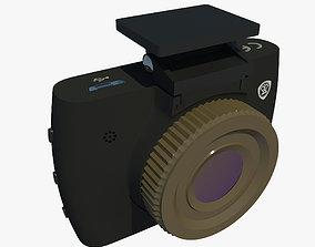 3D model Car Video recorder