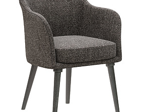 3D model Dantone Home Edward chair