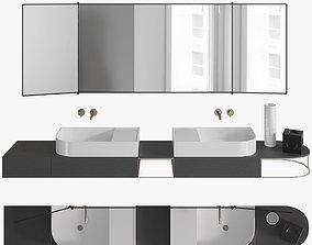 3D Ext NOUVEAU - Washbasin furniture