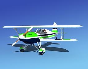 3D Stolp Starduster SA100 V11