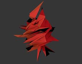 3D asset Shards