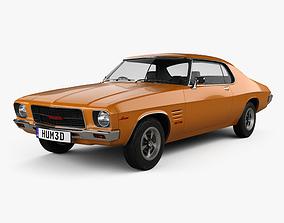 Holden Monaro GTS 350 Coupe 1971 3D