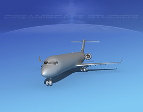 3D model Comac ARJ21-900 VBM