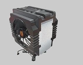 3D asset Cooler Master v6gt