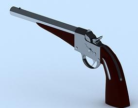 Gun Model 3D Printable