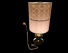 3D model Vintage Large Table Lamp