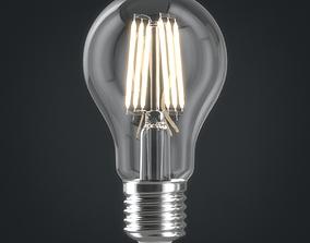 3D model Light bulb 02