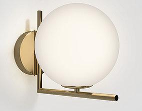Lampatron Stem Wall - Flos IC Lights Wall 3D