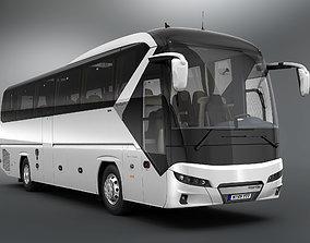 3D model Neoplan Tourliner 2017