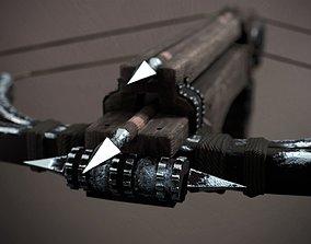3D model Double Crossbow