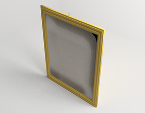3D reflect Rectangular Mirror