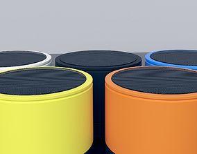 3D model Shell Speaker