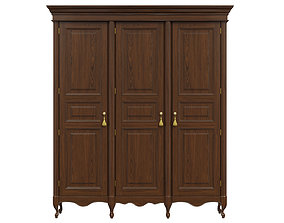 3D classic cabinet 01 08