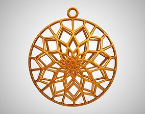 Knit Necklace 3D printable model