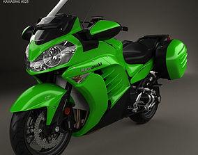 Kawasaki Concours 14 2015 3D