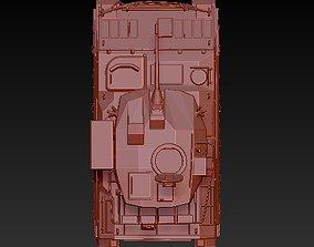 3D print model panzer