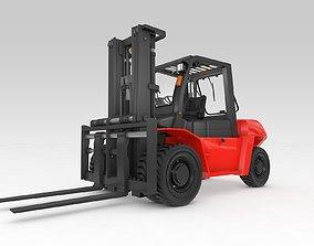 Forklift big 3D