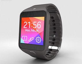 Samsung Gear 2 Neo Mocha Grey 3D model