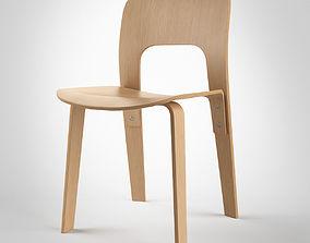 3D model Chair 2944-20 by Jasper Morrison