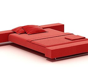 Red Bed 3D model