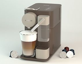 3D Nespresso Lattissima One