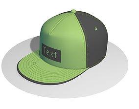 Cap-header 3D model