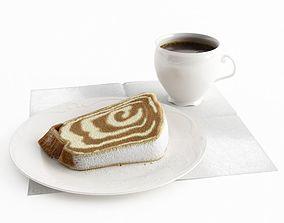 3D Morning Coffee